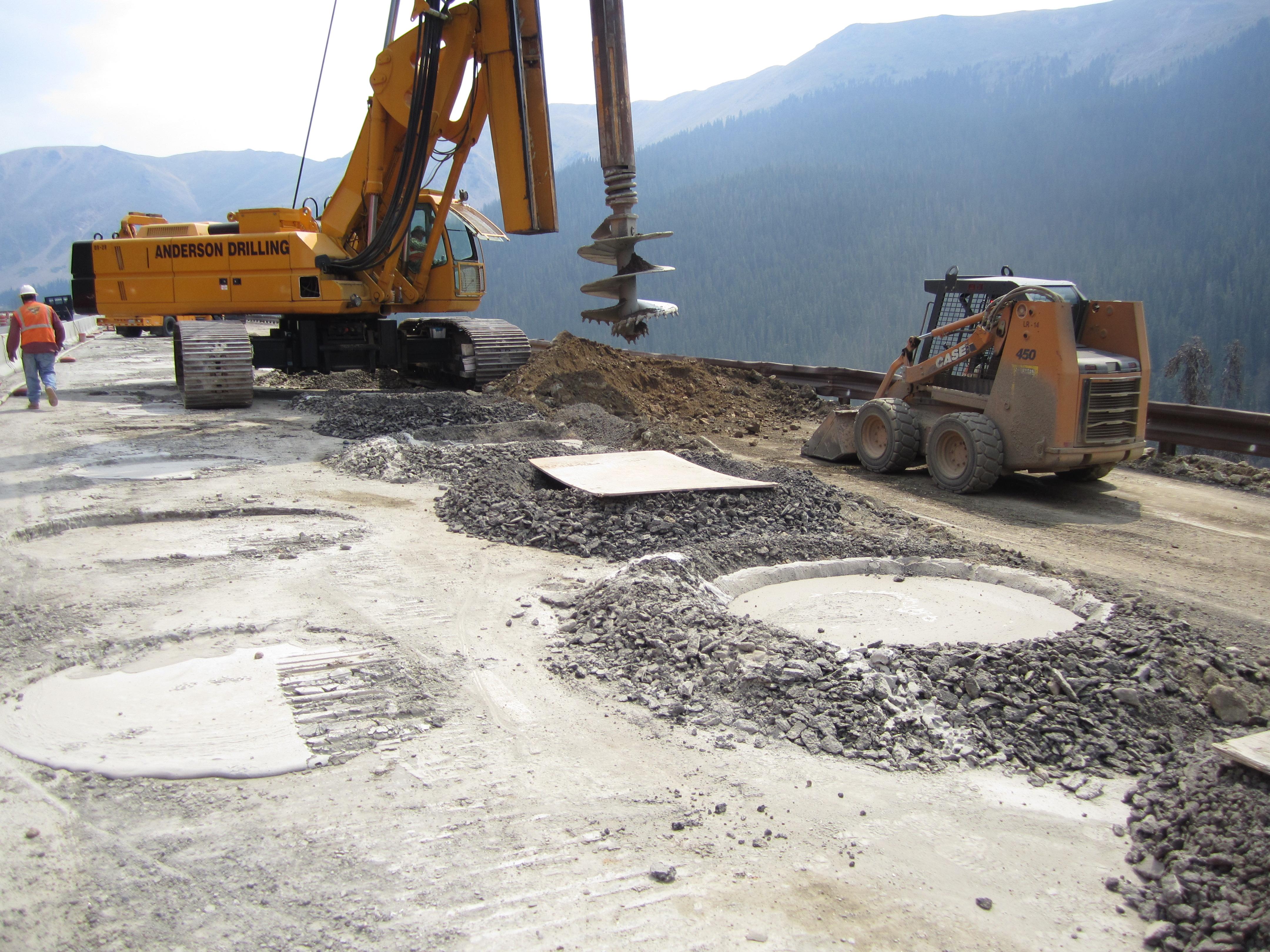 I 70 Roadway Settlement Mitigation Project Spotlight