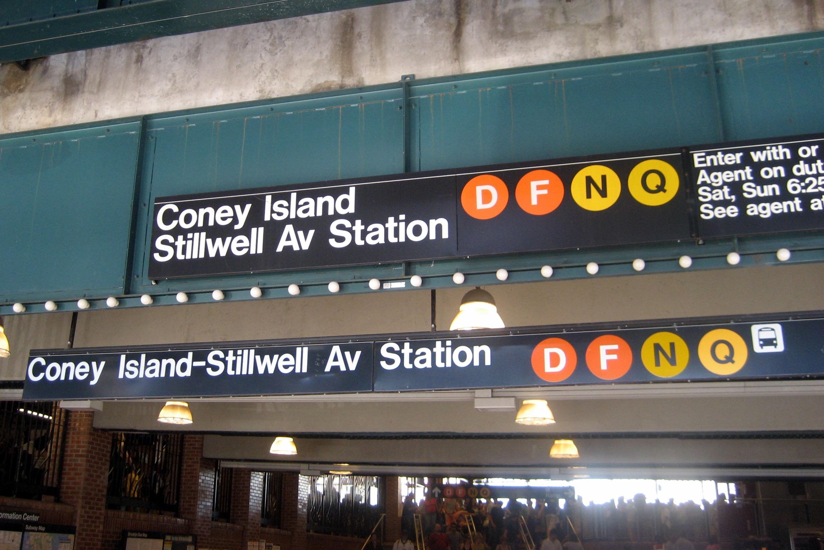 Coney Island Subway Project Spotlight Aerix Industries